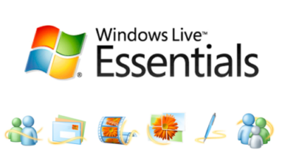 Иконка Windows live essentials